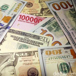 Sudah 3 Minggu Dolar AS Masih Ogah Cabut dari Rp 13.700
