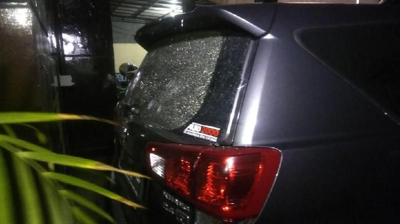 Polisi Amankan Terduga Penembak Mobil Pejabat Pemkot Surabaya