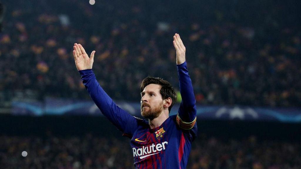 Foto: Di Tempat Inilah Messi Dilahirkan