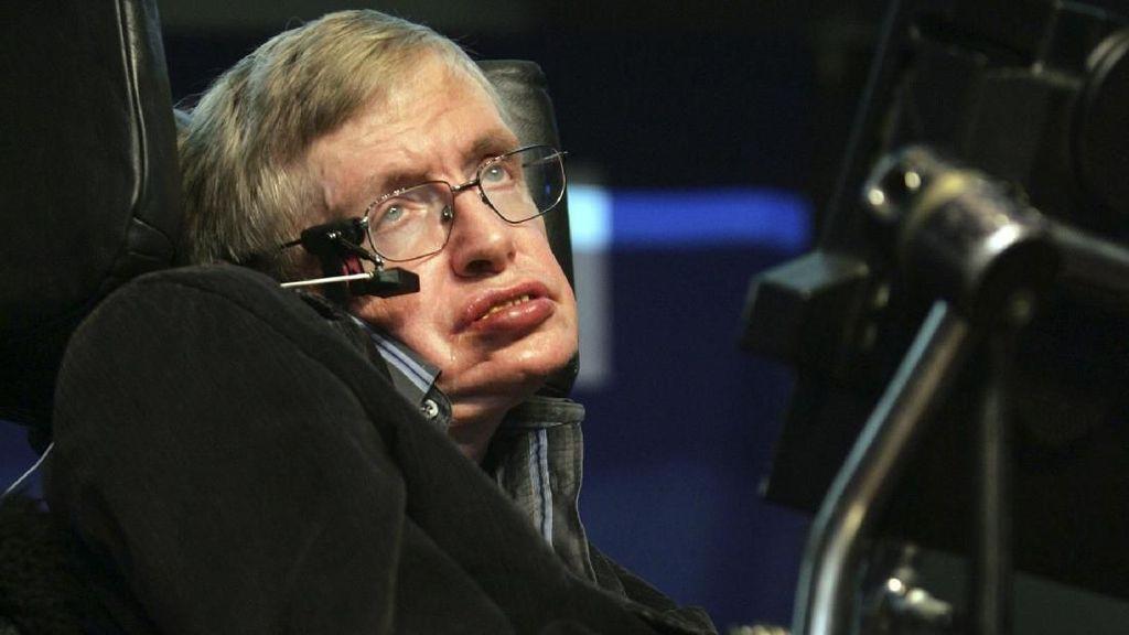 Stephen Hawking Meninggal, Lagu MC Hawking di YouTube Laris Lagi