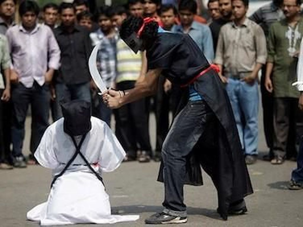Jokowi 3 Kali Melobi, Zaini Tetap Dipancung di Arab Saudi