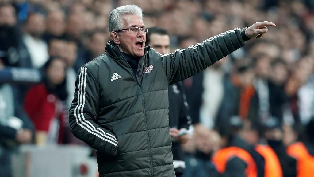 Van Gaal: Jupp Heynckes Bisa Jadi Dewa di Bayern