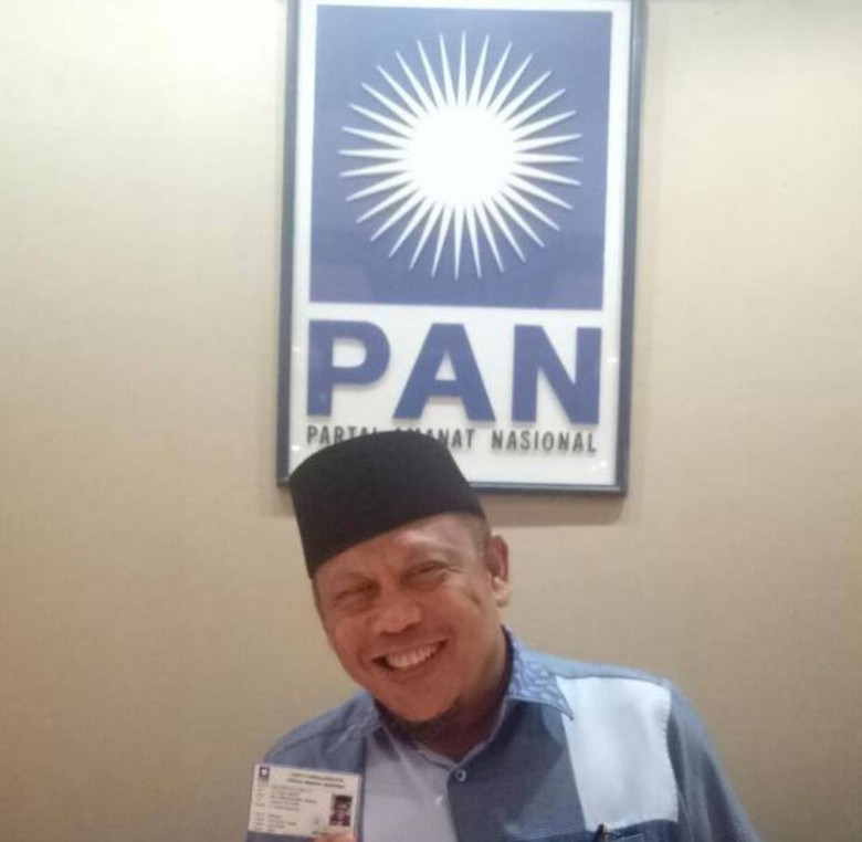 Jadi Caleg PAN, Eggi Sudjana: Karena Muhammadiyah dan Amien Rais