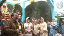 HUT Dekranasda, Pakde Karwo Promosikan Potensi Kerajinan Jatim