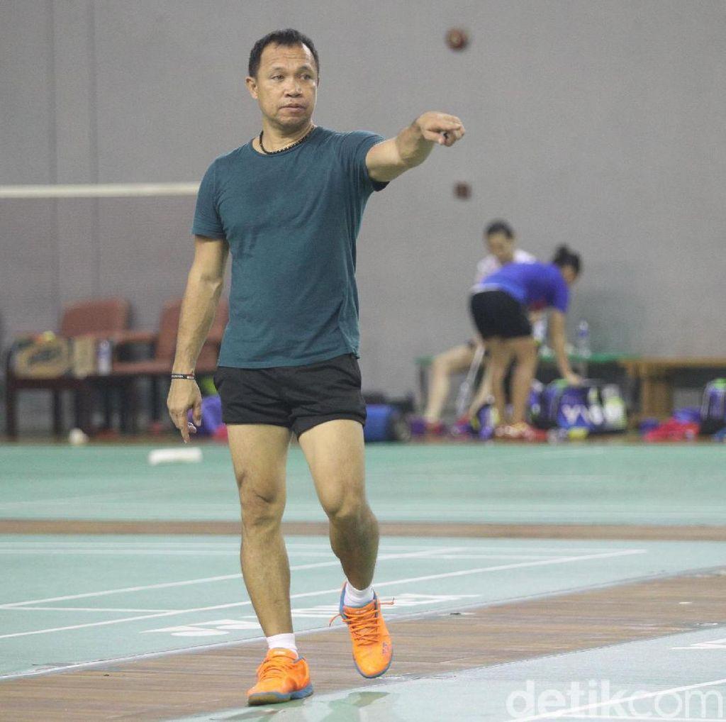 Wawancara Pelatih Owi/Butet Menuju Asian Games
