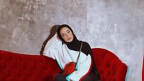 Foto: Gaya Hijab SWAG ala Hijabers Dubai Leena Al Ghouti