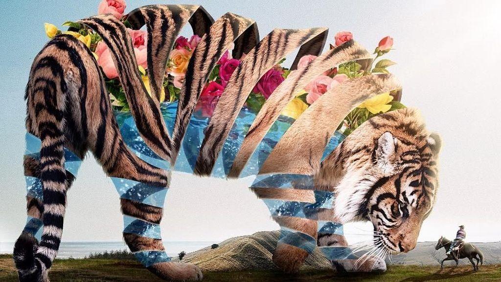 Foto Manipulasi yang Imajinatif Karya Anak Negeri