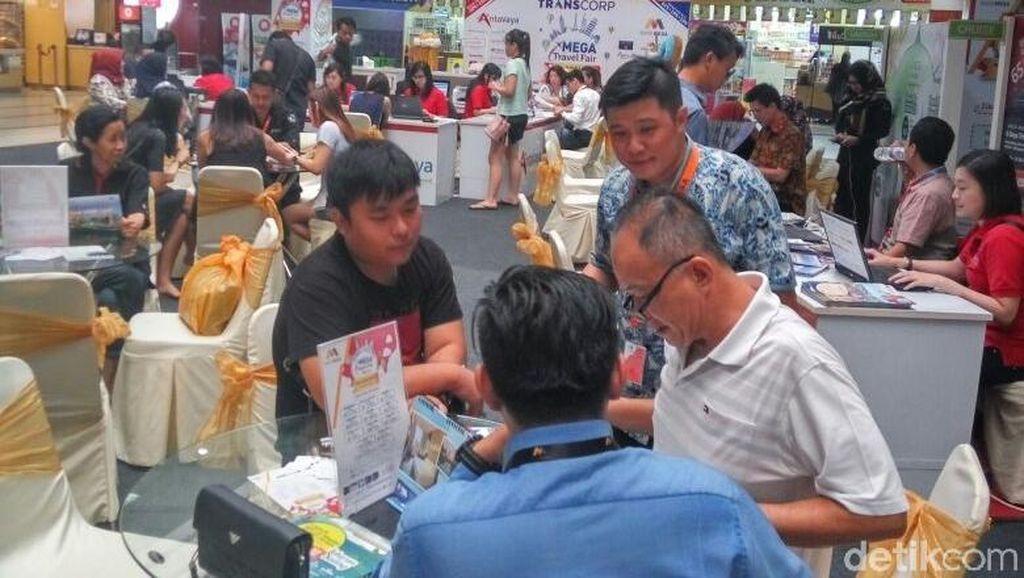 Samarinda Siap, Yuk Berburu Tiket di Mega Travel Fair