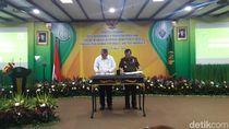 Kejagung dan Kemendes PDTT Teken MoU Koordinasi Tugas dan Fungsi