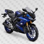 Yamaha R15 Bersolek, Pakai Suspensi Upside Down Berwarna Emas