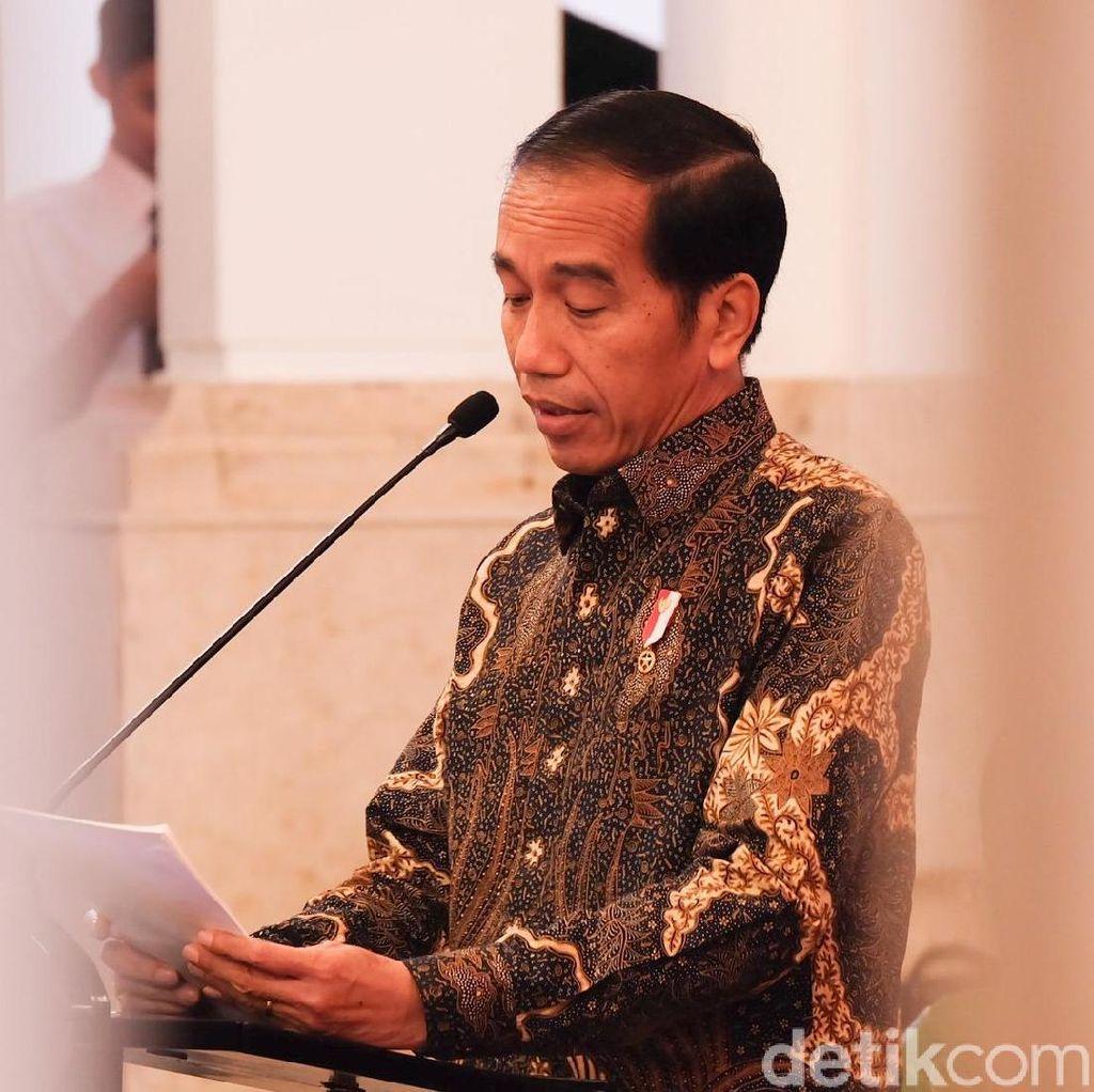 5 Ketum Di-PDKT, Siapa yang Akan Bersanding dengan Jokowi?