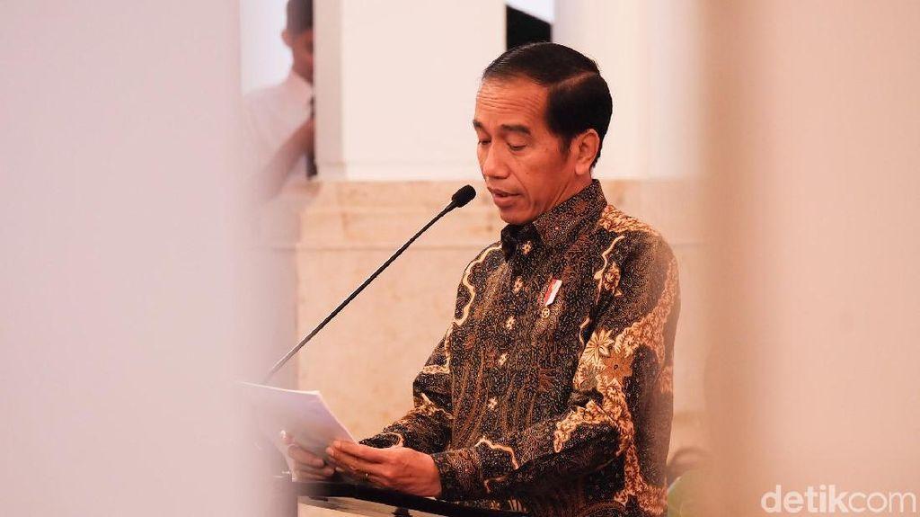 Jokowi Buka Rapimnas Perindo Malam Ini