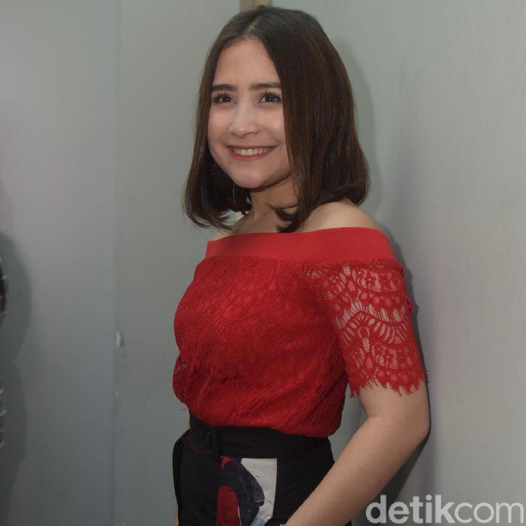 Baru Kuliah Semester Dua, Prilly Latuconsina Sudah Stres