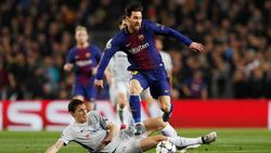 Barcelona Unggul 2-0 atas Chelsea