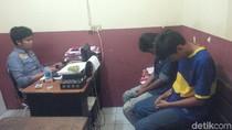 Curi 200 Kg Besi Bekas PT Krakatau Posco, Dua Pemuda Ditangkap