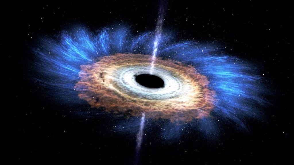 Misteri Lubang Hitam dari Kacamata Stephen Hawking dan NASA