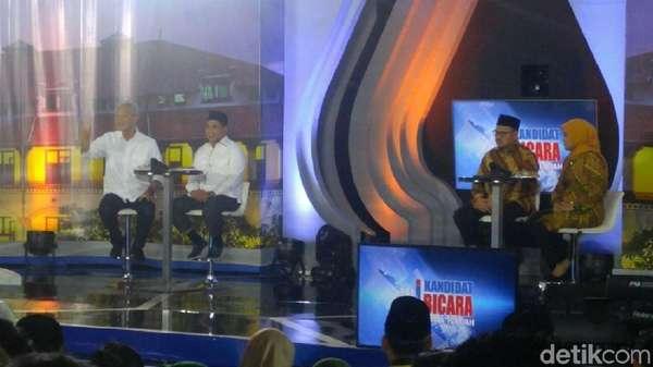 PKB Puji Sudirman Said yang Tak Pilih Jokowi atau Prabowo Saat Debat