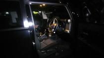 Senjata Disita dari Terduga Penembak Mobil Pejabat Pemkot Surabaya