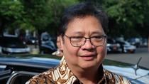 Namanya Disorongkan Jadi Cawapres Jokowi, Ini Kata Airlangga