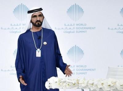 Emir Dubai Selamatkan Turis Terdampar di Gurun Dubai