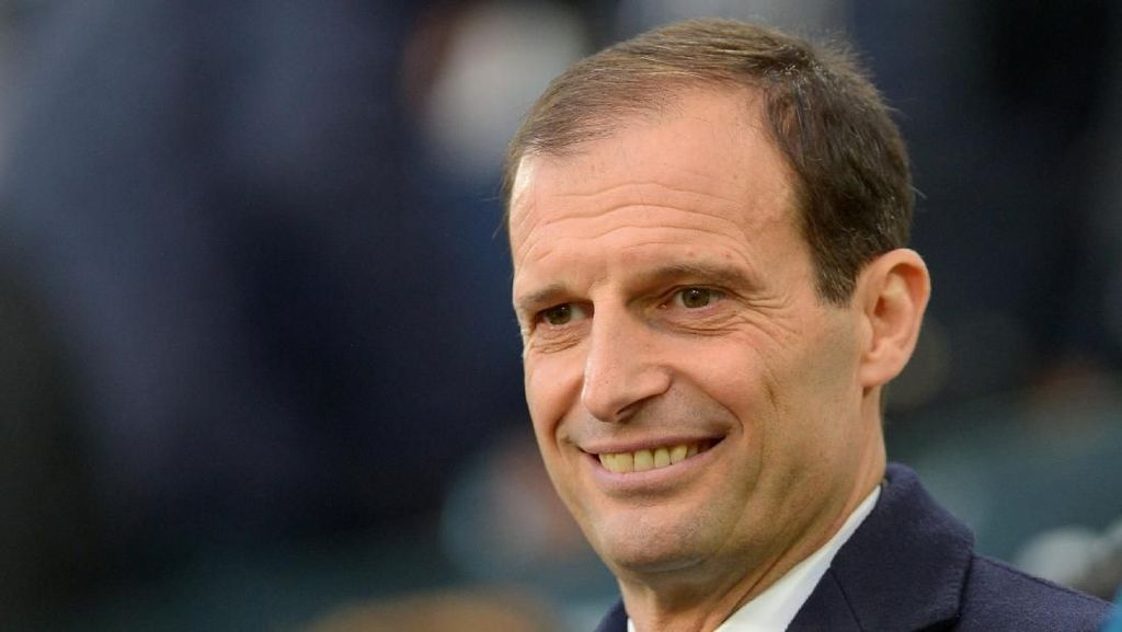 Allegri Puas Rotasi Juventus Berbuah Manis