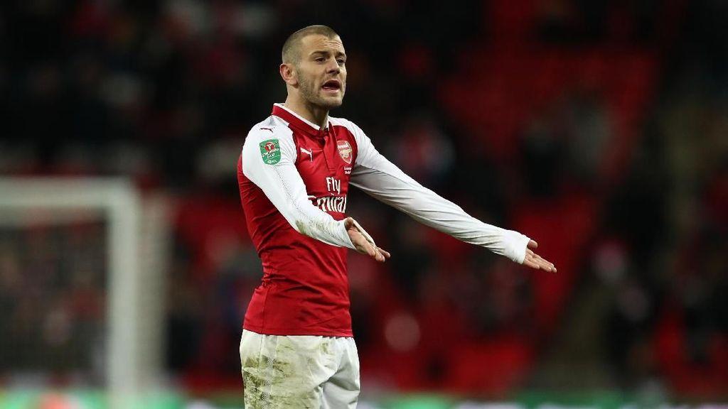 Wenger Sempat Persilahkan Wilshere Pergi
