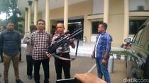 Pesan Berani Terduga Penembak Mobil Kadis Perumahan Surabaya