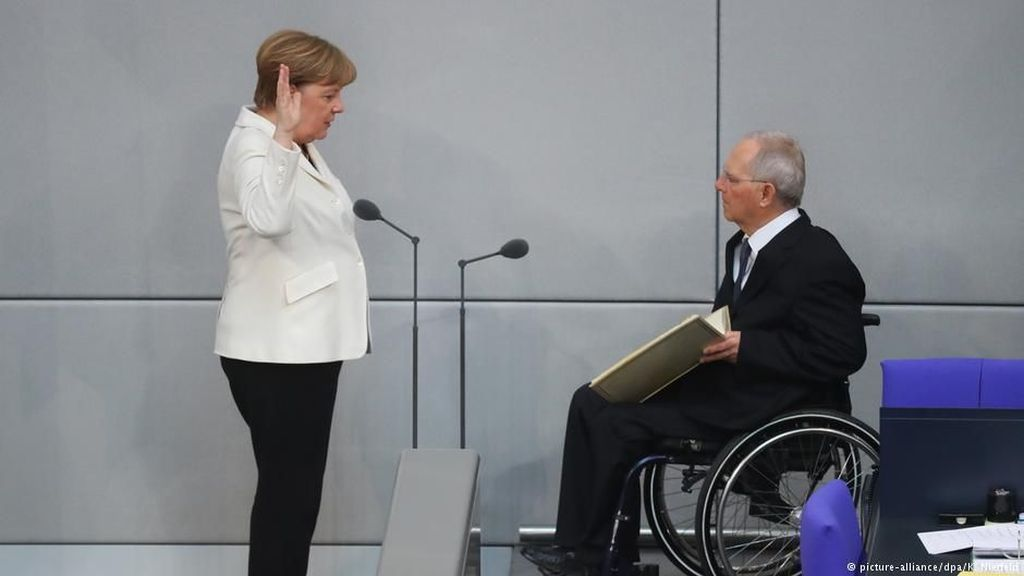 Jadi Kanselir Jerman ke-4 Kali, Apa yang Baru dari Angela Merkel?