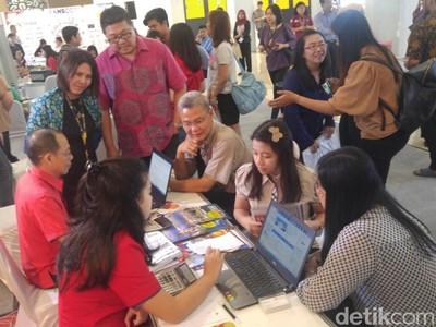 Cek! Tiket Murah ke Jepang-Korea di MTF Semarang