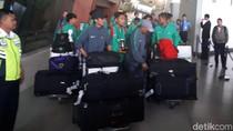 Timnas U-16 Tiba di Tanah Air Usai Menjuarai Turnamen Jenesys