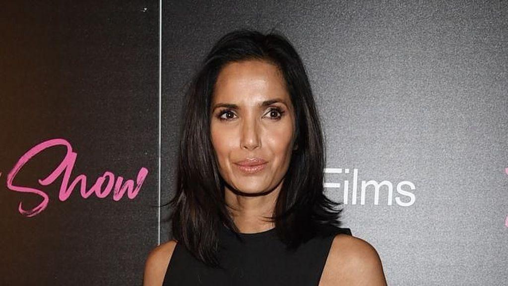 Bukan Botox, Ini Rahasia Top Chef Padma Lakshmi Awet Muda di Usia 47