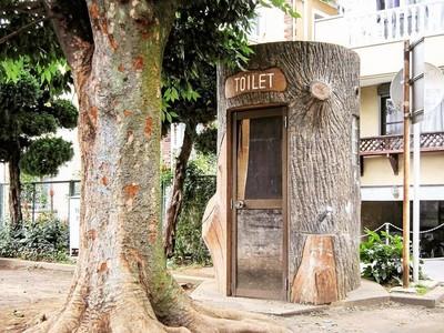 Niat Banget! Traveler Ini Keliling Tokyo Buat Motret Toilet