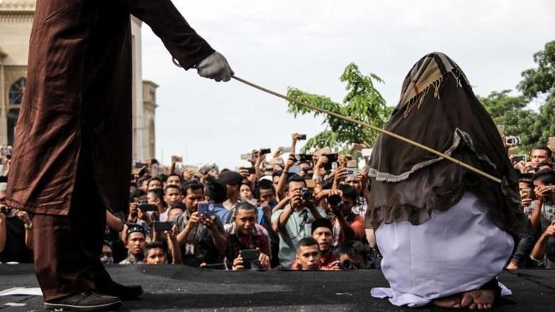 Amnesty International Desak RI Cegah Hukum Pancung di Aceh