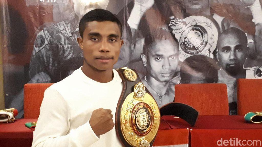 Duel Seru Kejuaraan Tinju WBA Asia di Jakarta Akhir Pekan Ini