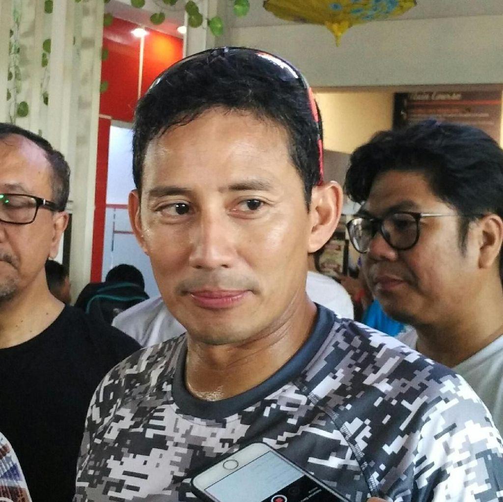 Soal Koalisi Prabowo, Sandi Ingin PAN Segera Tentukan Sikap