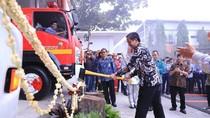 Antisipasi Kebakaran, Bandara Soetta Kini Punya Domestic Fire Station