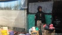 Polisi Gerebek Tempat Pengolahan Miras Ciu di Tangerang