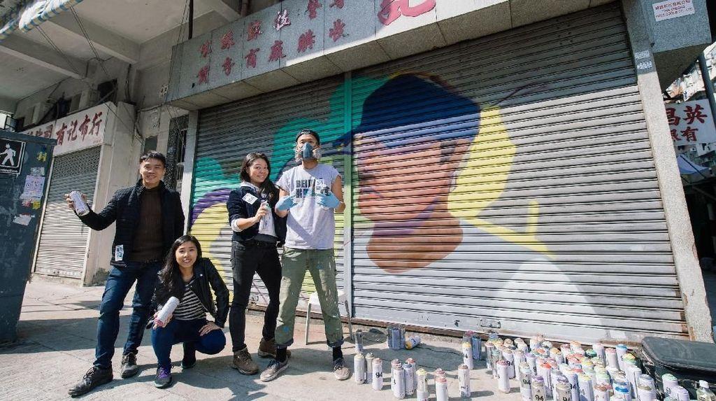 Bulan Penuh Seni, Jelajahi Hong Kong Seperti Warga Lokal