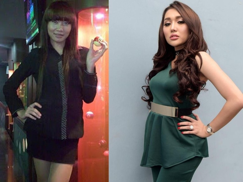 Bernama Chelliny Young, Lucinta Diduga Pernah Nampang di Situs Prostitusi