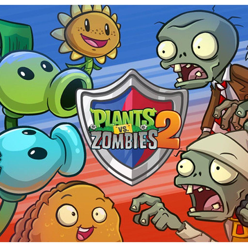 Plant vs Zombie 2 Sajikan Mode Multiplayer
