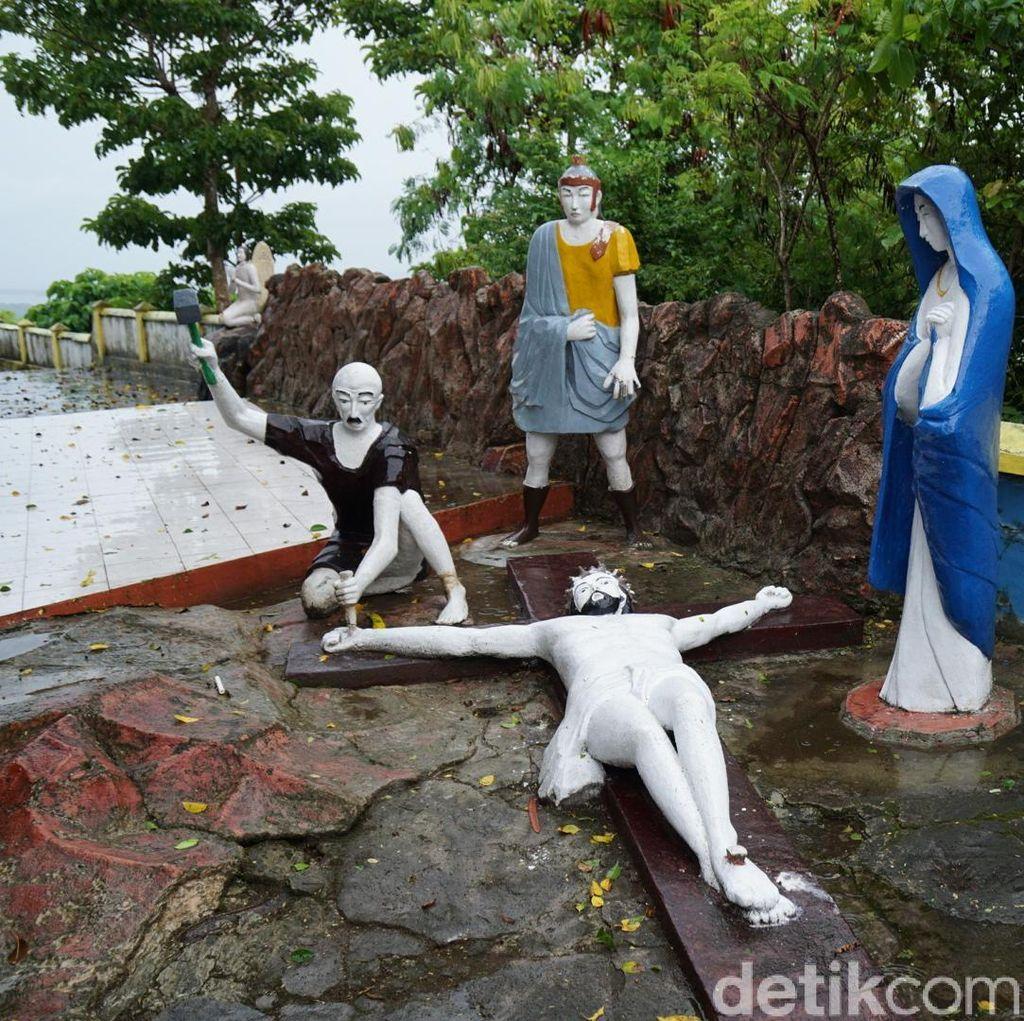 Hadiah Paus Yohanes Paulus II untuk Maluku yang Cinta Damai