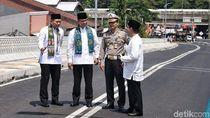 Gubernur Anies Resmikan Flyover Bintaro Permai