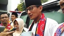 Laporkan Gratifikasi ke KPK, Sandiaga: Kita Beri Contoh