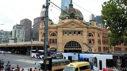 Sudah Tahu? Traveler Bisa Naik Tram Gratis di Melbourne