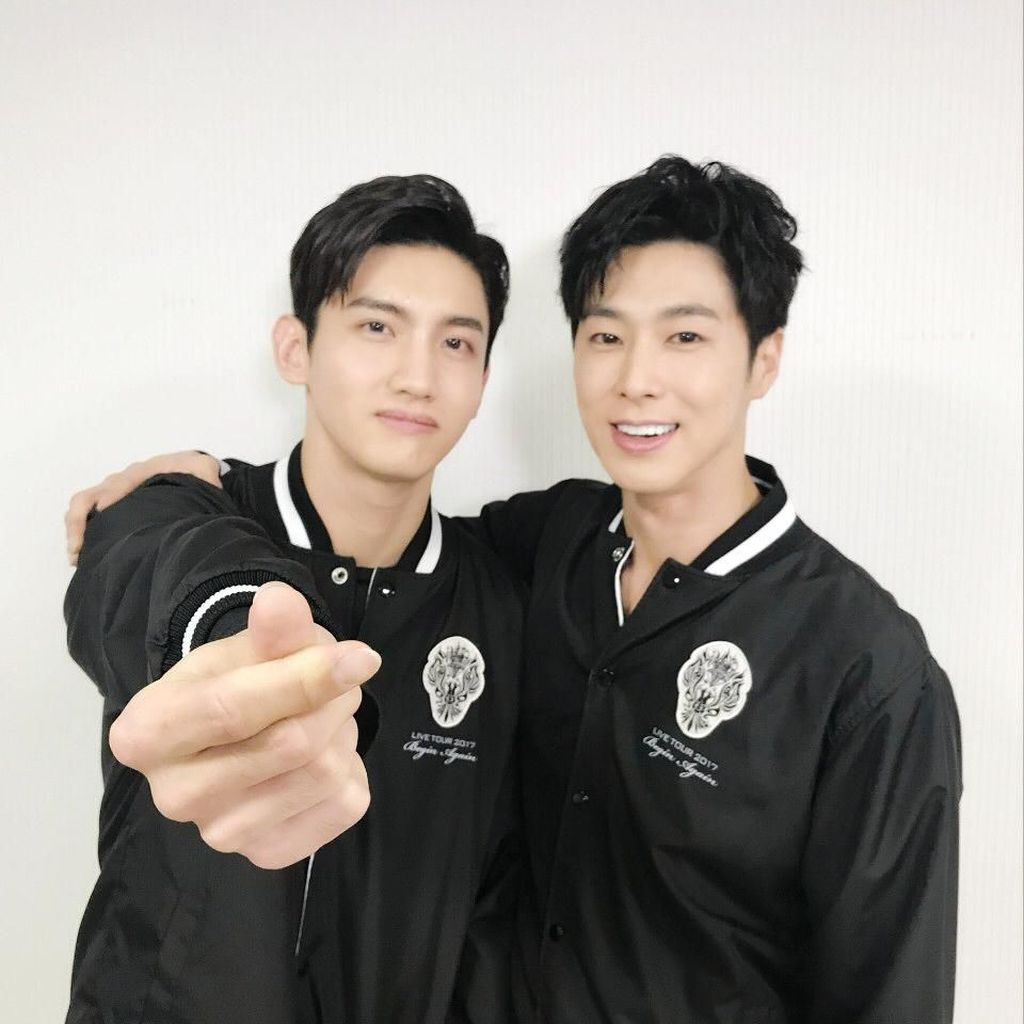 <i>The Legend Is Back!</i> TVXQ Comeback 28 Maret