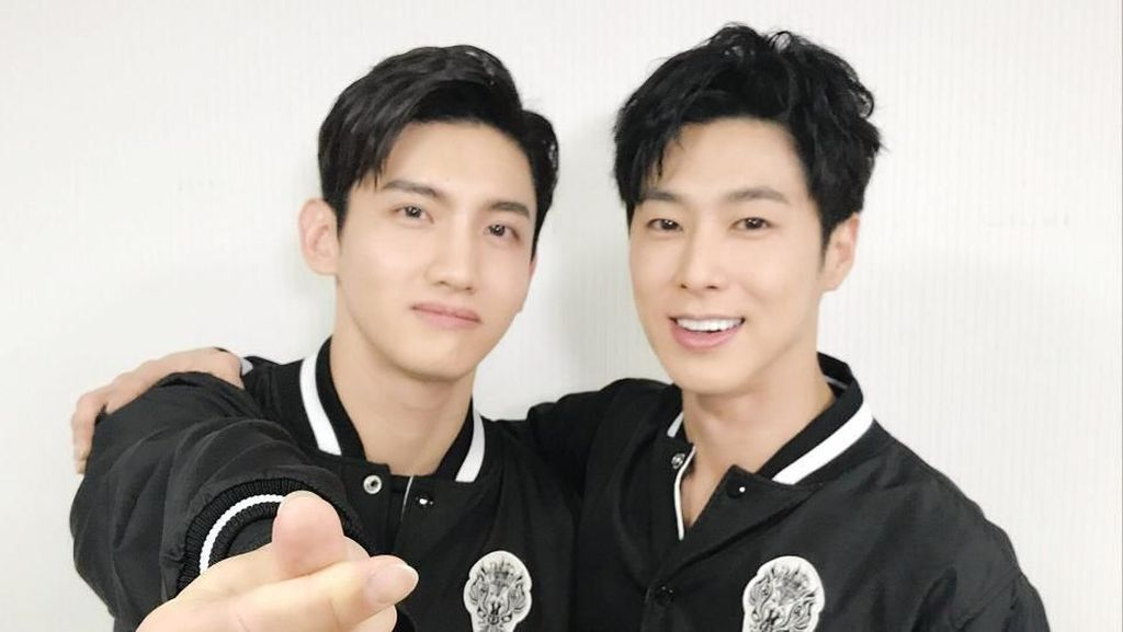 The Legend Is Back! TVXQ Comeback 28 Maret