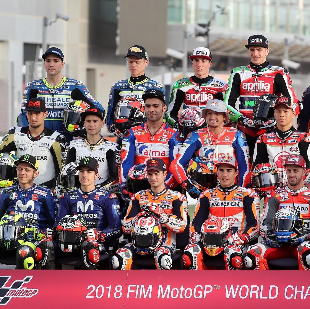 Tonton Live Streaming MotoGP di detikSport