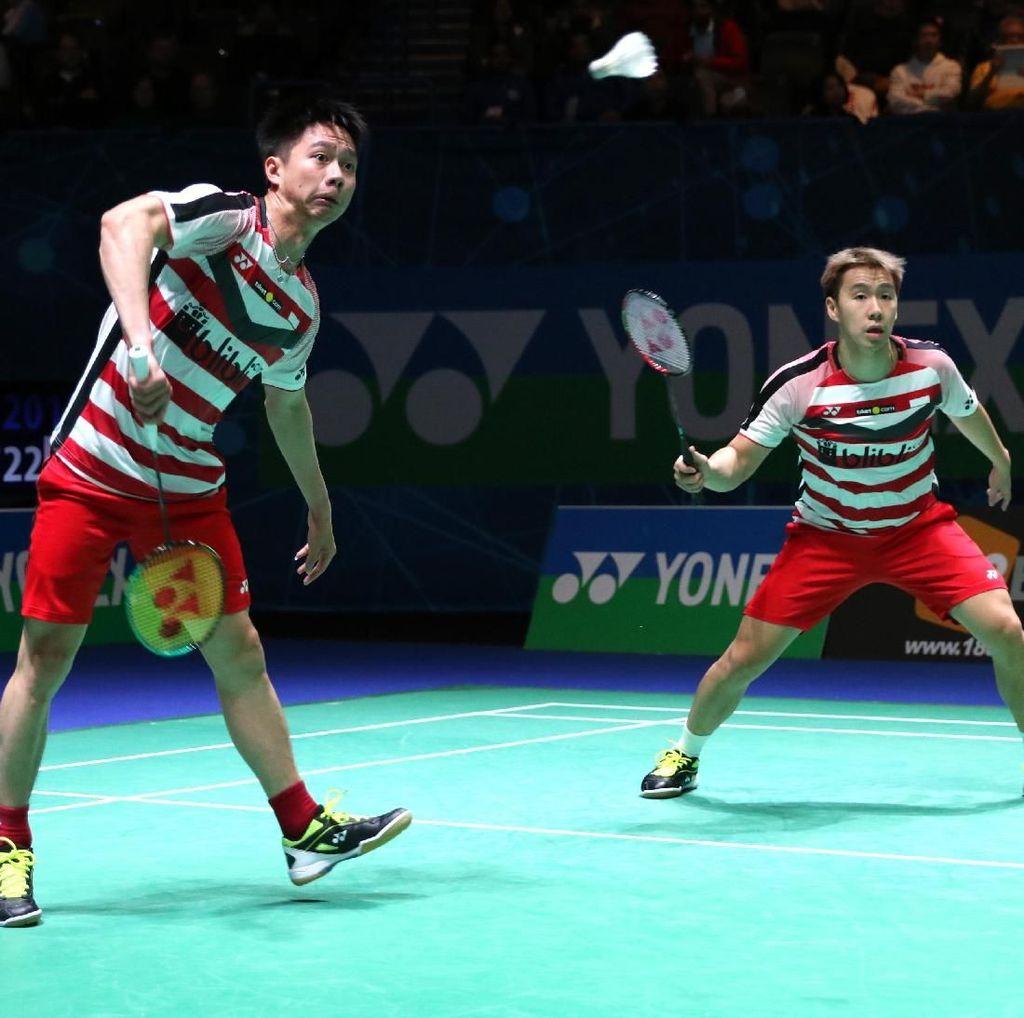 Kalahkan Conrad/Kolding, Kevin/Marcus ke Final All England