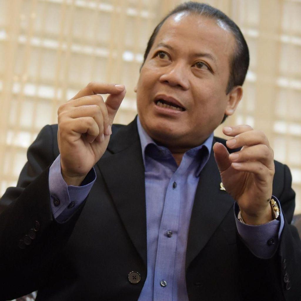Pimpinan DPR Apresiasi Pengurusan SKCK Secara Online