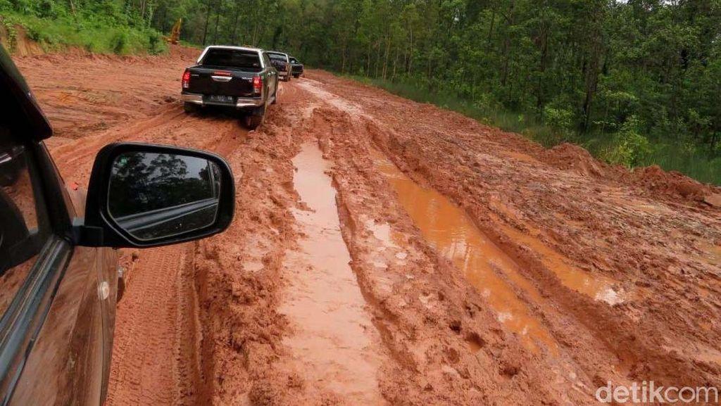 Jalan Trans Papua Rusak Bikin Menteri PUPR Geram, Ini Sebabnya
